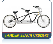 Tandem means Built for -2- Riders! - CLICK IMAGE